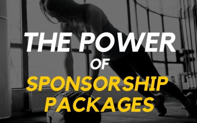 The Power of Sponsorship Packages
