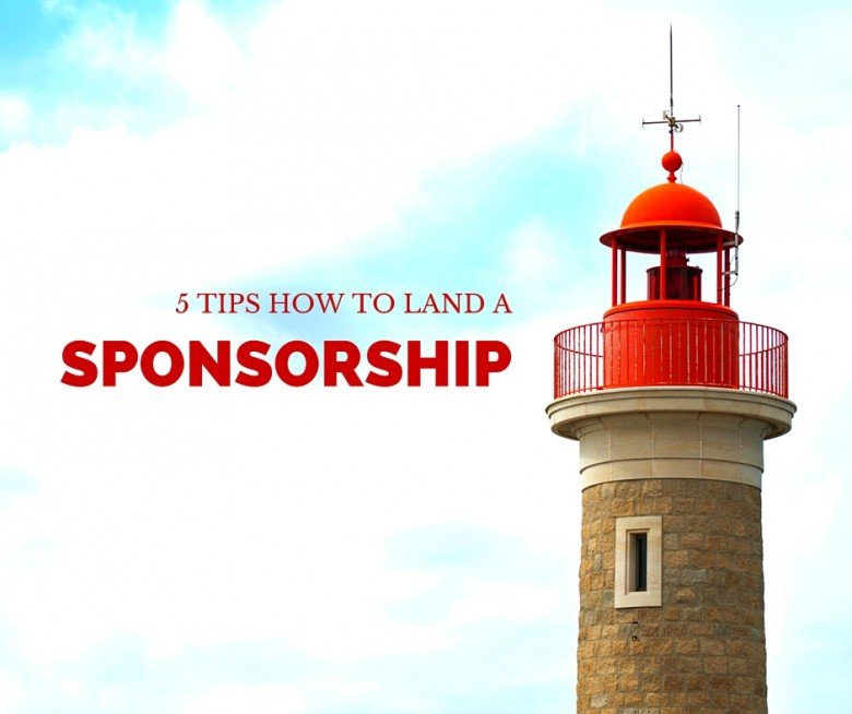 5 tips: How to land an event sponsorship
