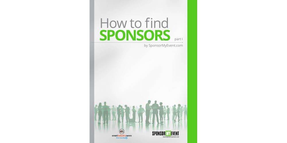 EBook: HOW TO FIND SPONSORS