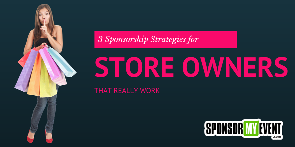 3 Sponsorship for Store Owners