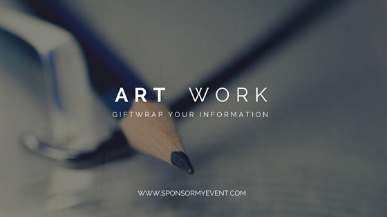 Artwork – Giftwrap your Event